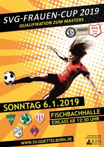 SVG-Frauen-Cup 2019 - Fußballverein im Saarland