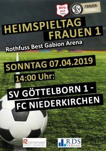 Spiele am 07. April - Fußballverein im Saarland