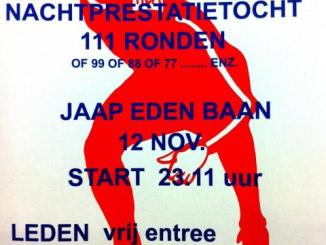 111 Ronden poster