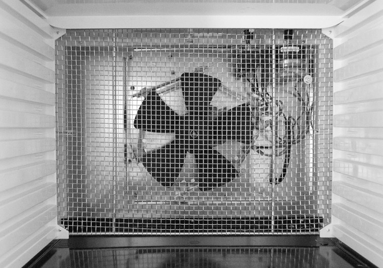 Ventilator i Excalibur Dehydrator
