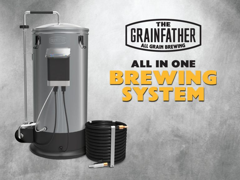 Grainfather – Nyt brygsystem