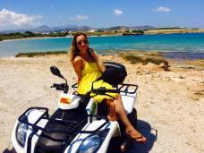 Paros Greece ATV