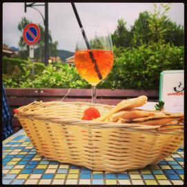 lake maggiore aperitivo spritz