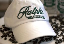 Ralph's coffee baseball hat