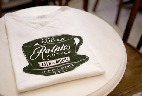 Ralph's coffee T-shirt