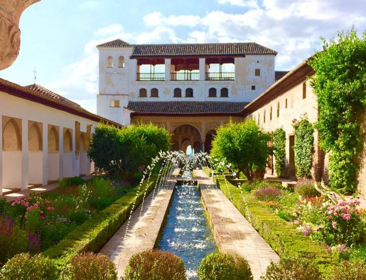 Alhambra photography travel guide what to see what to do