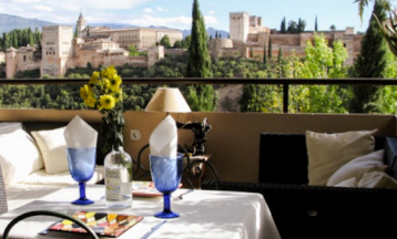 Alhambra Restaurant View Where to Eat