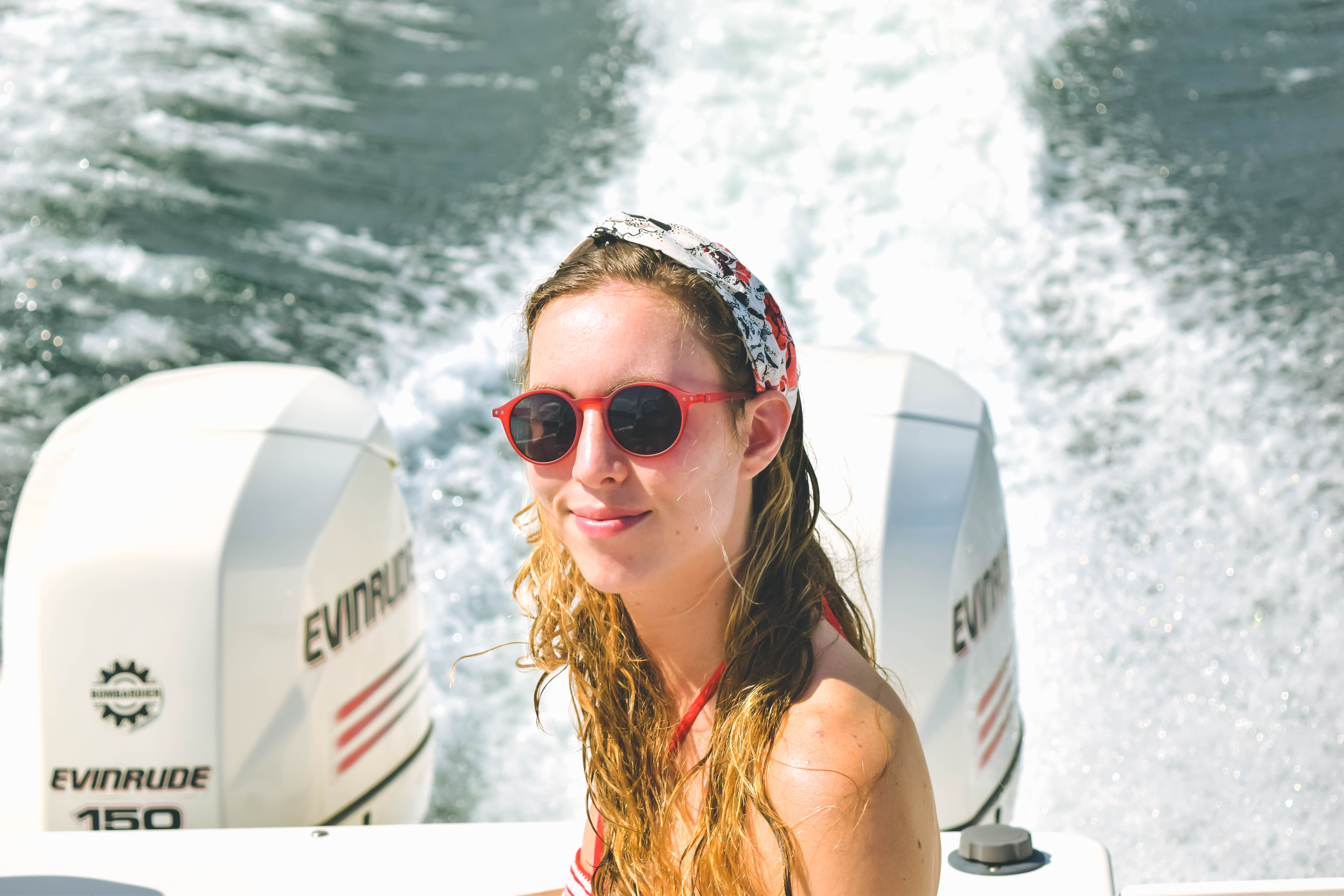 Lake Winnipesaukee_New Hampshire_Travel Guide_What to do_What to See_kiini_bikini_fit_girl_photography_fashion blogger_travel blogger_boat_storm_couple_romantic_vintage_the notebook_free