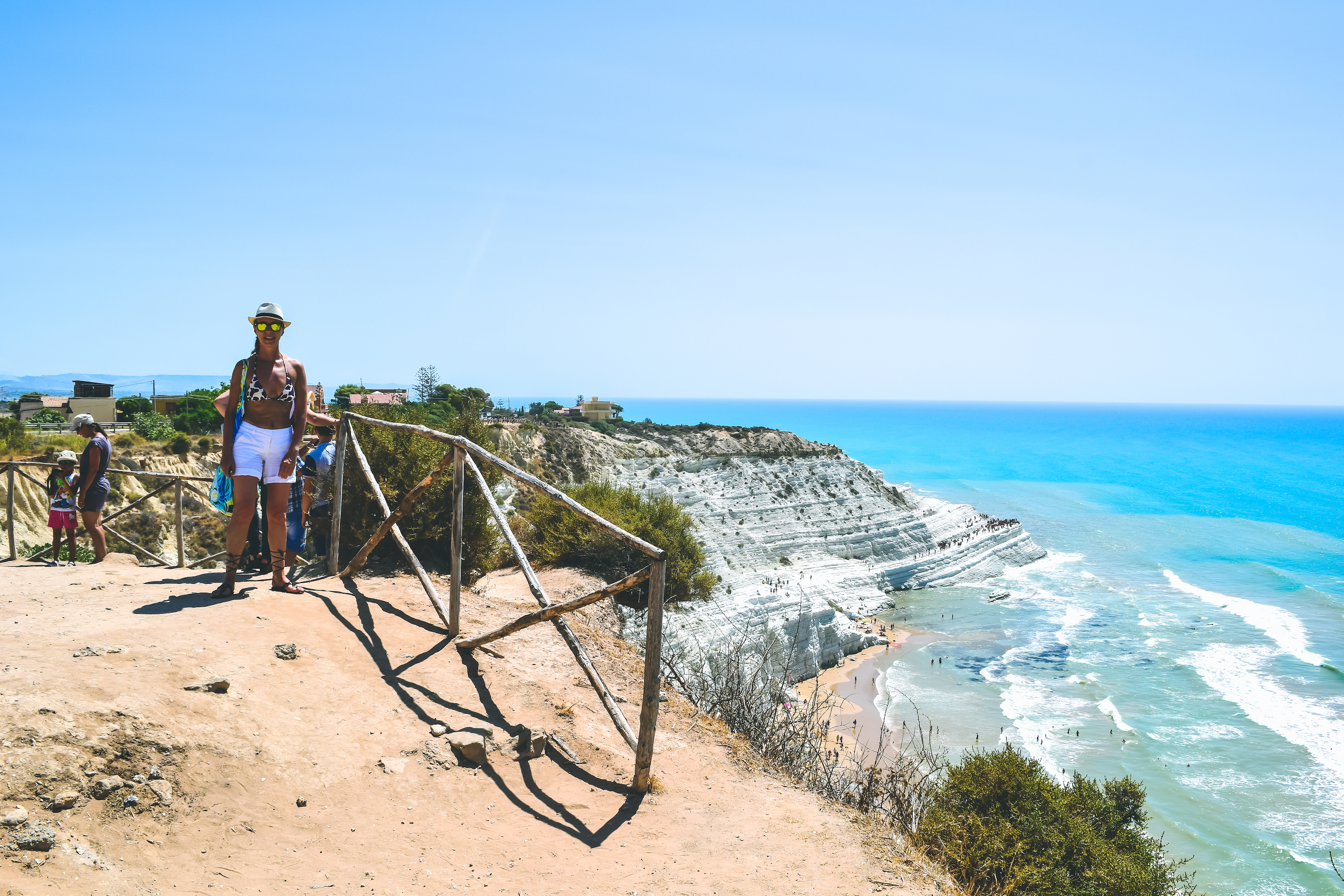Travel guide to sicily scala dei turchi agrigento what to do see italy best time of year-23