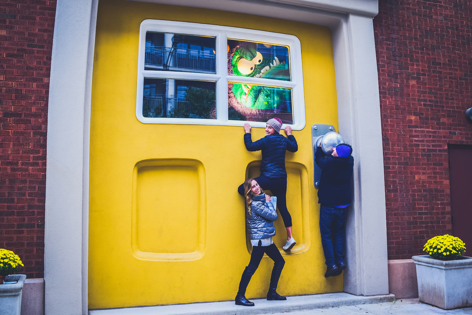 A First Timers Weekend City Guide to Chicago Big monster toys West Loop Toy store Travel guide to chicago illinois blog what to do what to see where to go 3 days-78