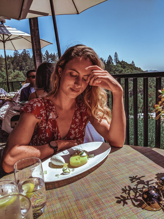 7bd1d20662 Auberge du Soleil  Lunch with a View in Napa Valley Auberge du Soleil where  to ...