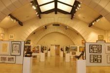SVAIF - salle d'exposition carré de la farine
