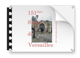 svaif - catalogue 152 ème Salon de Versailles