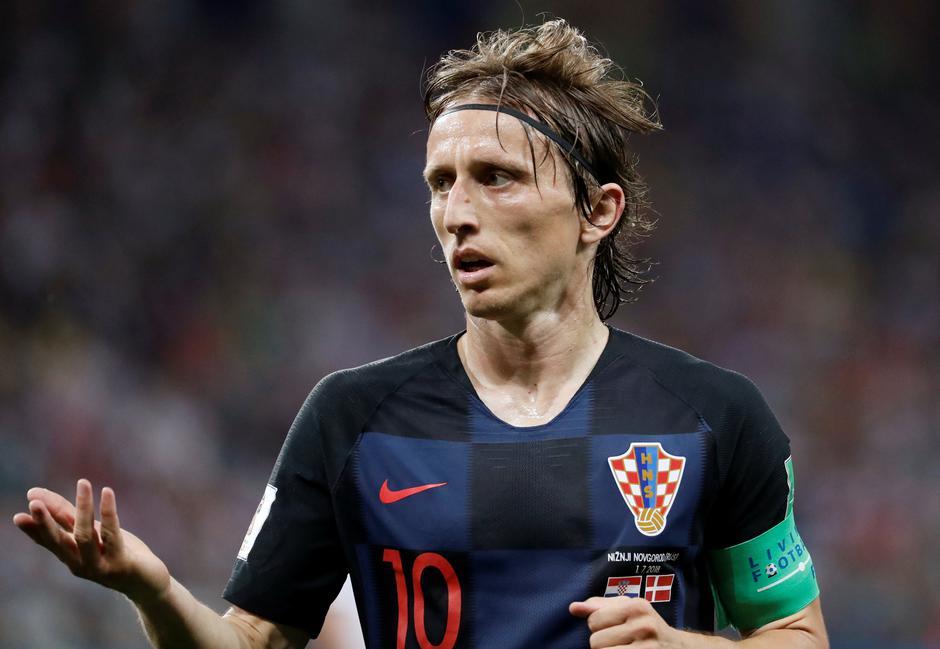 World Cup - Round of 16 - Croatia vs Denmark | Autor: DAMIR SAGOLJ