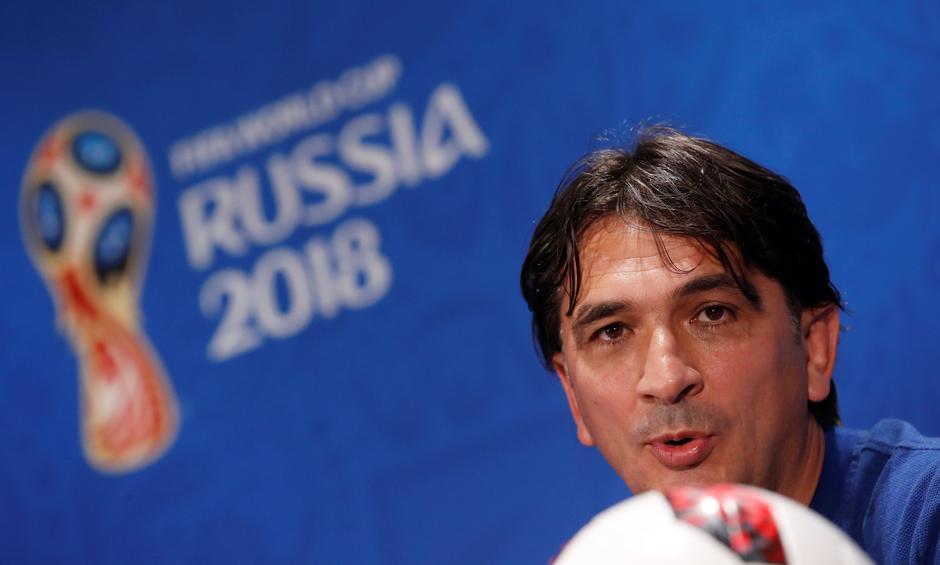 World Cup - Croatia Press Conference | Autor: CHRISTIAN HARTMANN