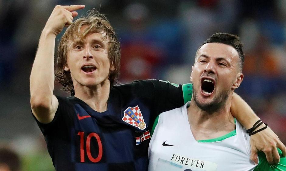 World Cup - Round of 16 - Croatia vs Denmark | Autor: DAMIR SAGOLJ/REUTERS/PIXSELL/REUTERS/PIXSELL