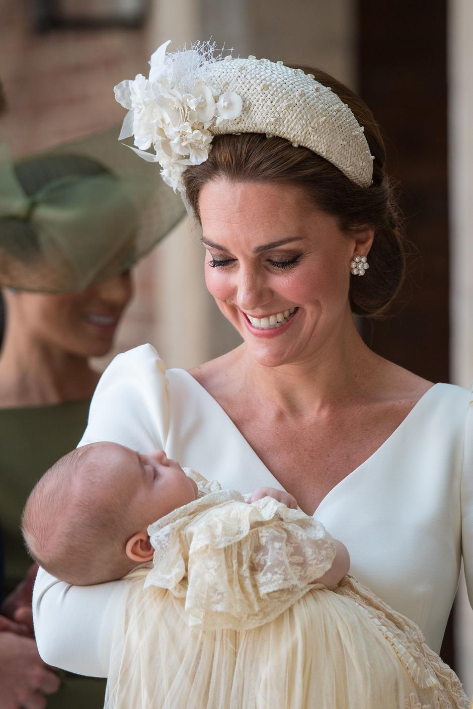 Prince Louis christening | Autor: Dominic Lipinski/Press Association/PIXSELL