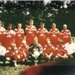 2. Herren Saison 1998/1999