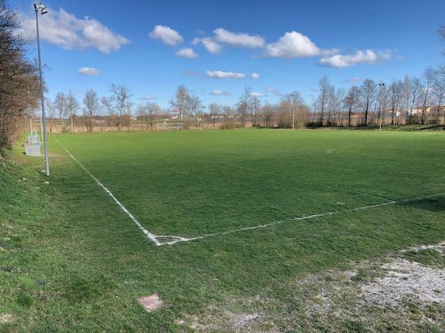 Sportplatz Althen März 2020