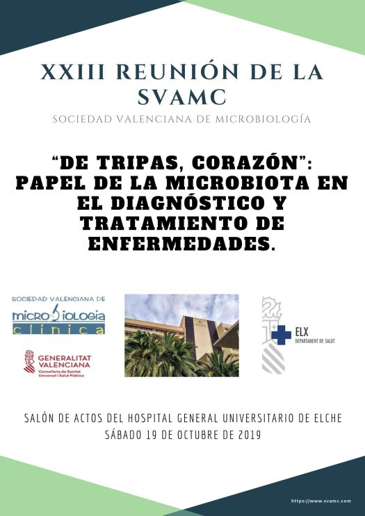 Reunión 2019 SVAMC ELCHE Hospital general universitario