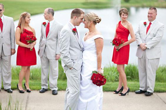 Barevné svatby