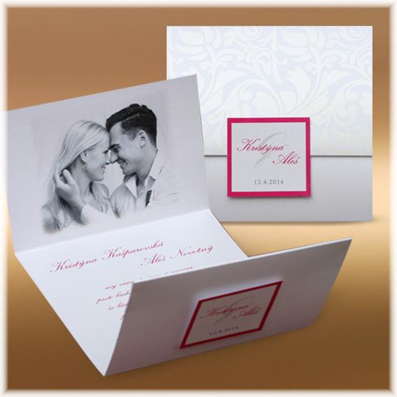 svatební pojmy, svatební oznámení