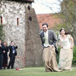 Svatební hry – zábava během svatby