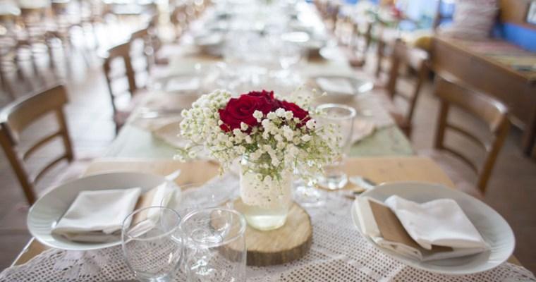 Deset důvodů pro svatební látkové ubrousky