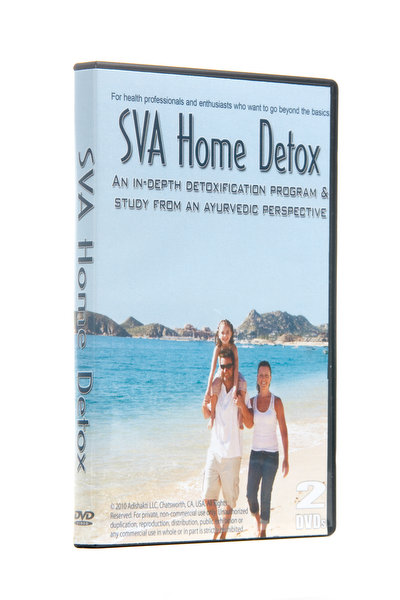 SVA Home Detox Notes (Includes Detox DVD)-267