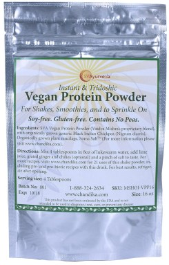 vegan powder 16oz