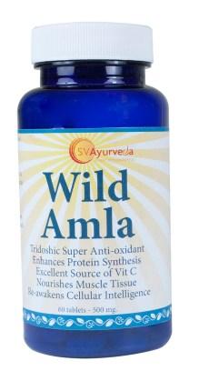Wild Amla tablets
