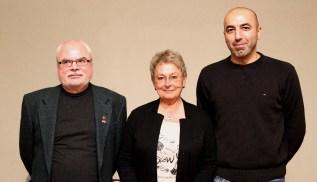 Eberhard Große, Bärbel Kischke, Firat Ünalan