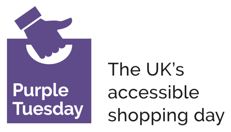 Purple Tuesday - the UK's first accessible shopping day