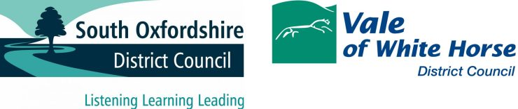 discretionary grant fund - south and vale logos