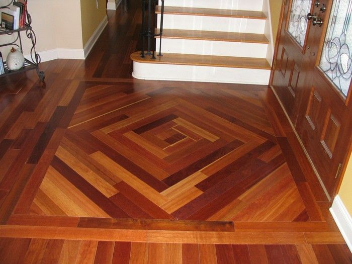 EyePopping Wood Floor Designs