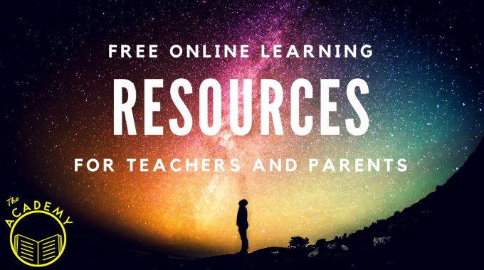Free Learning Resources For Teachers & Parents