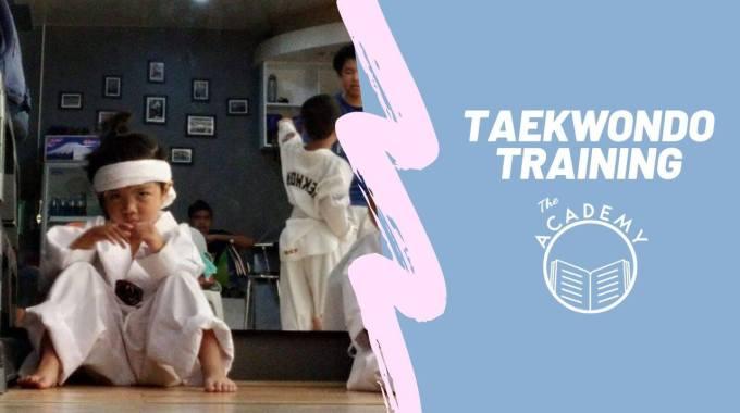 Taekwondo Training Begins In August!