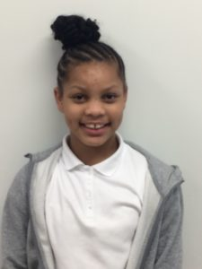 Nadira, Student of the Month