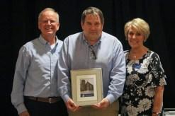 Corporate Partner of the Year Award winner Pat's Steak House