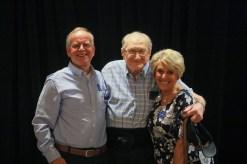 Lifetime Service Award winner Paul Kopey