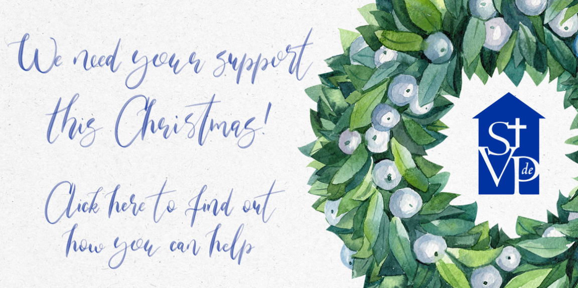 We need your support this Christmas!