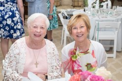 Donna Koenig and Mary Layman. Photo by Andrea Hutchinson, courtesy of The Voice-Tribune.