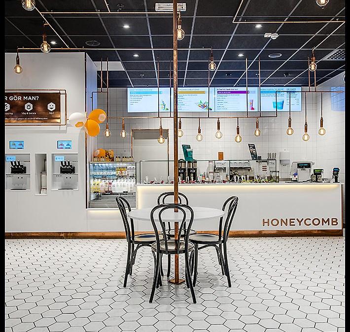 The Honeycomb Spiralen
