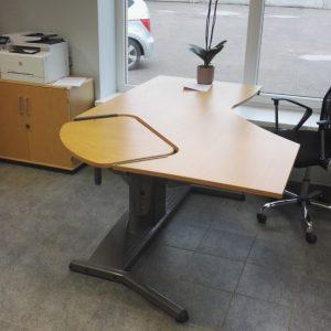 Švediški lt.Kinnarps reguliiojamo aukščio stalas Švedija