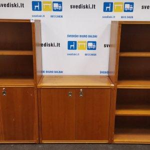 Švediški.lt Natūralaus Beicuoto Medžio 3 Dalių Komplektas, Švedija