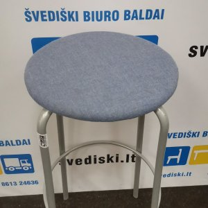 Švediški.lt 2 Kinnarps Frisbee Žydros Baro Kėdės, Švedija