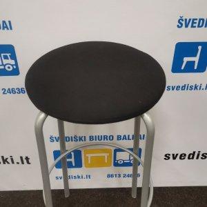 Švediški.lt Kinnarps Frisbee Baro Kėdė Su Juoda Sėdima Dalimi, Švedija