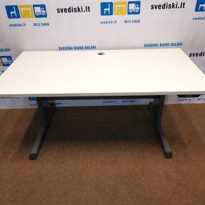 svediski.lt EFG Elektra Reguliuojamo Aukščio Stalas Su Baltu Stalviršiumi, Švedija