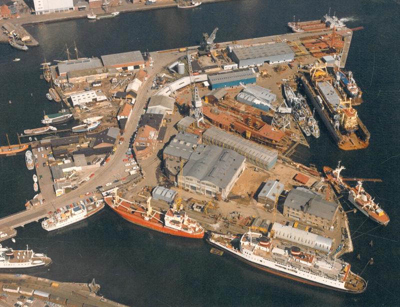 Image result for Svendborg Skibsværft