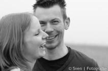 Sander en Evelyn